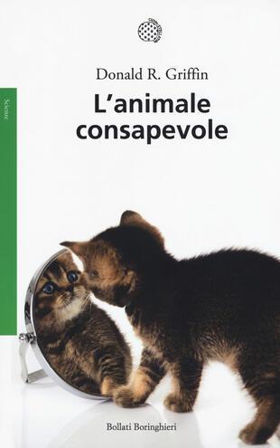 copertina L'animale consapevole