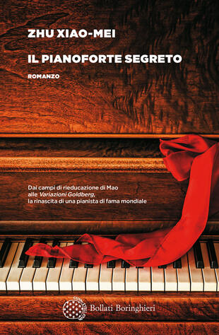 copertina Il pianoforte segreto