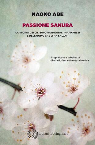 copertina Passione sakura