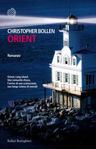 copertina Orient