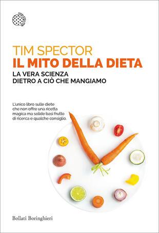 copertina Il mito della dieta
