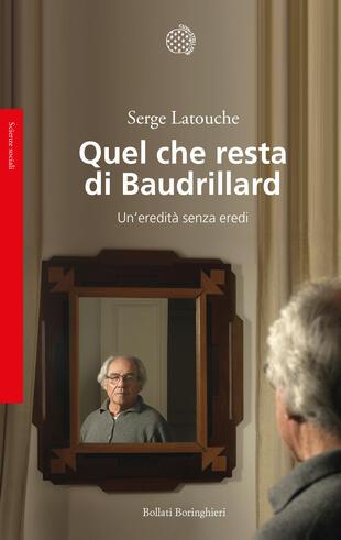 copertina Quel che resta di Baudrillard