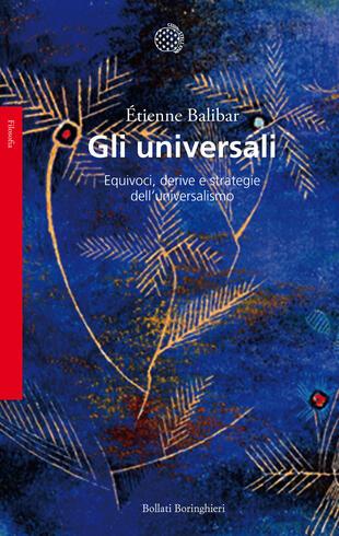 copertina Gli universali