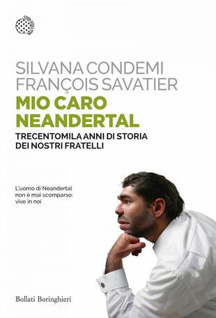 copertina Mio caro Neandertal