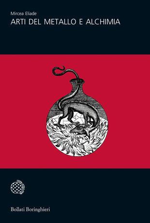 copertina Arti del metallo e alchimia