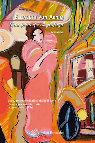 copertina Una principessa in fuga