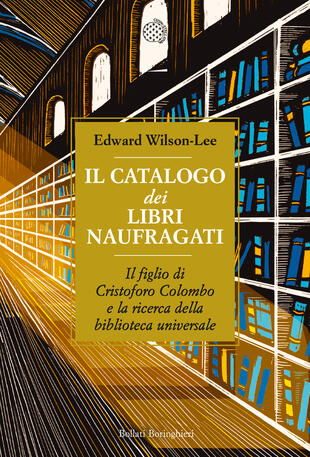 copertina Il catalogo dei libri naufragati