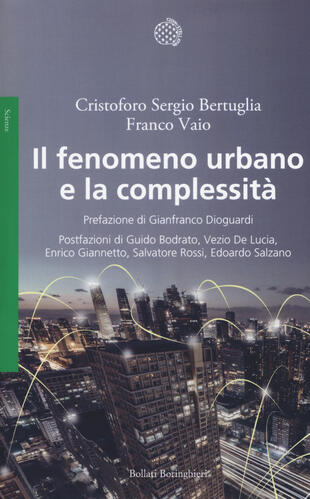 copertina Il fenomeno urbano e la complessità