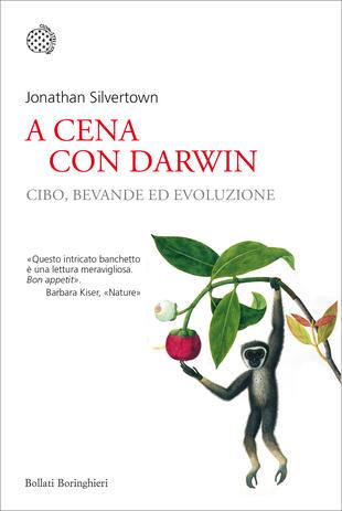 copertina A cena con Darwin