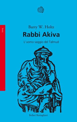 copertina Rabbi Akiva