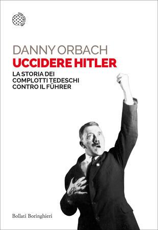 copertina Uccidere Hitler