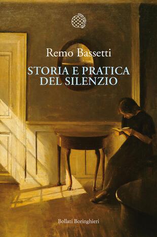 copertina Storia e pratica del silenzio