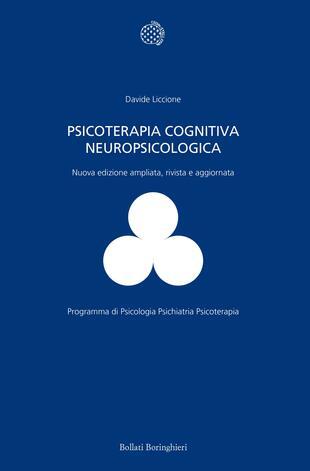copertina Psicoterapia cognitiva neuropsicologica