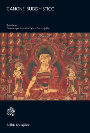 copertina Canone buddhistico