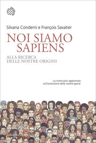 copertina Noi siamo Sapiens