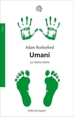 copertina Umani