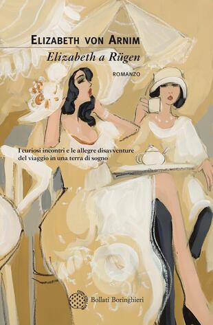 copertina Elizabeth a Rügen