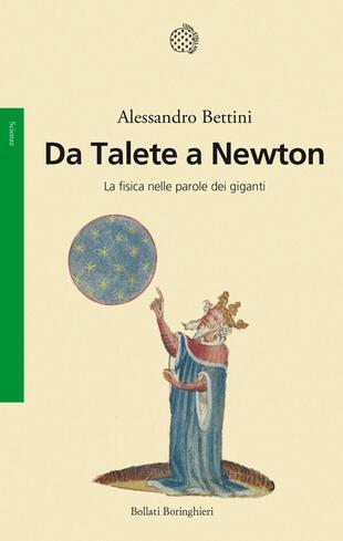 copertina Da Talete a Newton