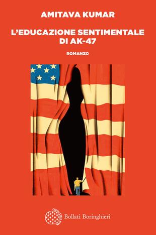 copertina L'educazione sentimentale di AK-47
