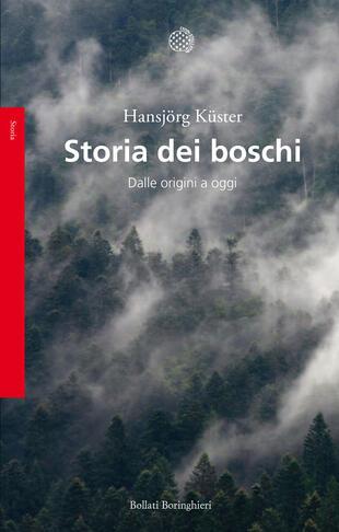 copertina Storia dei boschi
