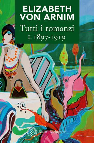 copertina Tutti i romanzi I. 1898-1919