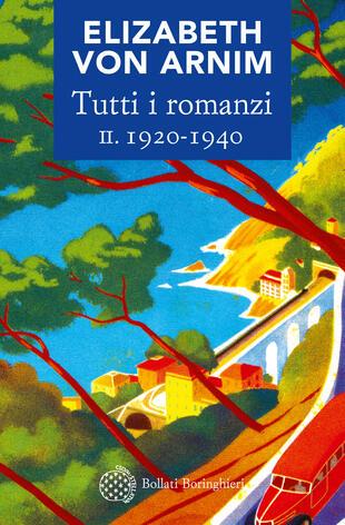 copertina Tutti i romanzi II. 1920-1940