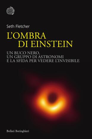 copertina L'ombra di Einstein