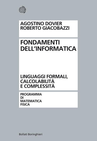 copertina Fondamenti dell'informatica
