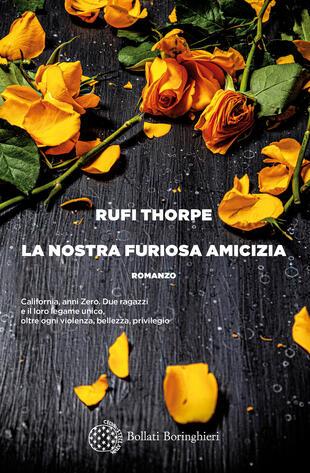 Liblive: sulla pagina facebook del LIbraio Rufi Thorpe in diretta con Claudia Durastanti