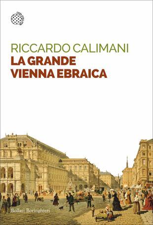 copertina La grande Vienna ebraica