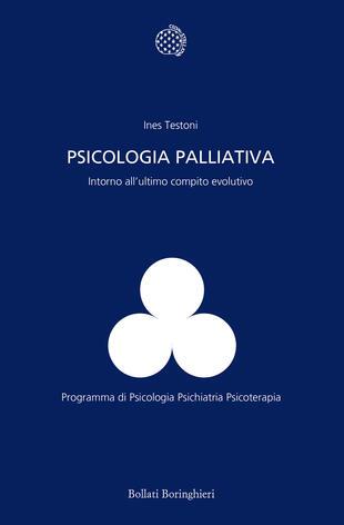 copertina Psicologia palliativa