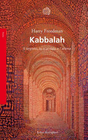 copertina Kabbalah