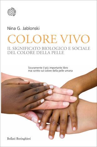 copertina Colore vivo