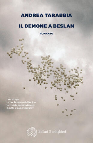 copertina Il demone a Beslan