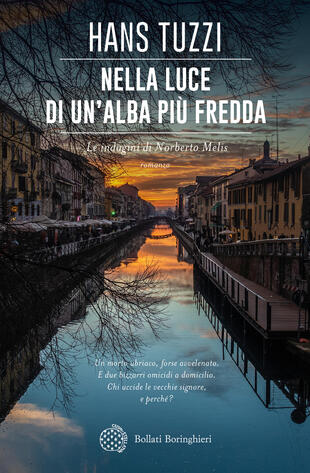 Social tour: Hans Tuzzi presenta il suo ultimo romanzo con la Libreria di Quartiere (Milano)