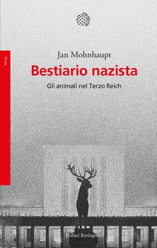 copertina Bestiario nazista