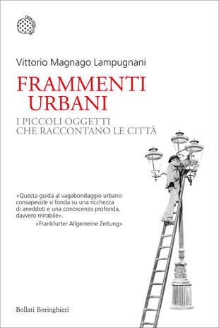 copertina Frammenti urbani