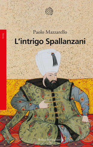 copertina L'intrigo Spallanzani