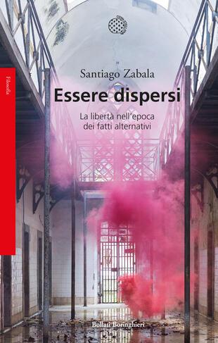 """Presentazione di """"Essere dispersi"""" con Santiago Zabala all'Istituto di cultura italiana di Barcellona"""