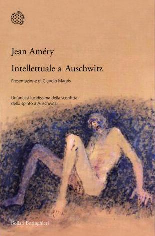 copertina Intellettuale a Auschwitz
