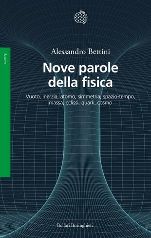 copertina Nove parole della fisica