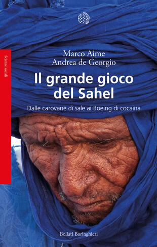 copertina Il grande gioco del Sahel