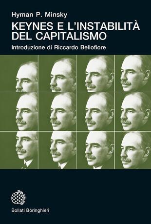 copertina Keynes e l'instabilità del capitalismo
