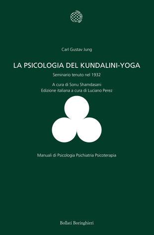 copertina Psicologia del Kundalini Yoga