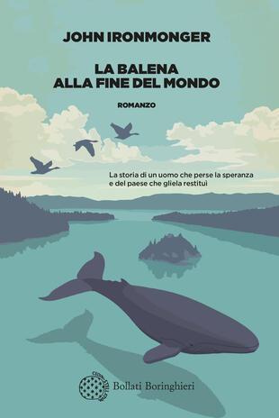 copertina La balena alla fine del mondo