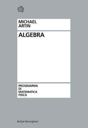 copertina Algebra