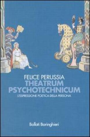 copertina Theatrum psychotechnicum