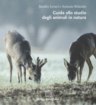 copertina Guida allo studio degli animali in natura