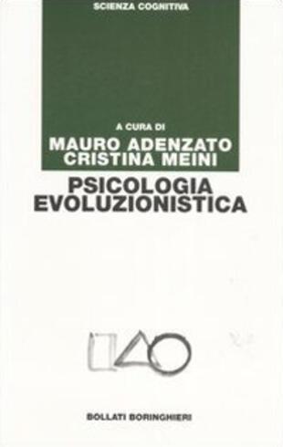 copertina Psicologia evoluzionistica