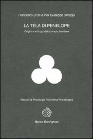 copertina La tela di Penelope